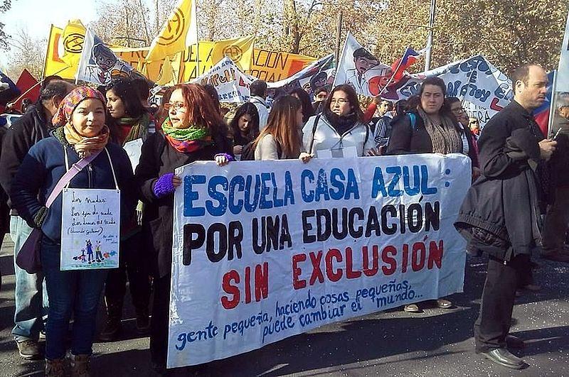 Educadoras y educadores como Movimiento Social