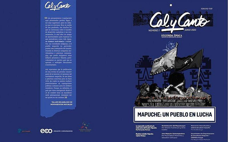 Mapuche: Un pueblo en lucha – Revista Cal y Canto N° 7
